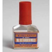 Mr. Retarder för polerbara metallfärger.