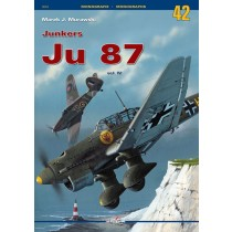 Ju87 Stuka volume 4 incl.bookmark. OUT OF PRINT