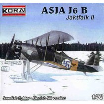 J6B Jaktfalk type II on skis