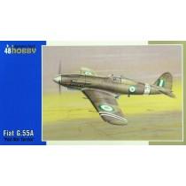 Fiat G.55 Post war service