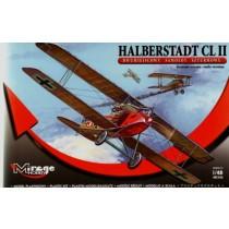 Halberstadt CL II with P/E.