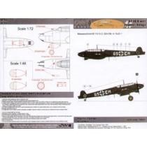Bf110D Spanner Anlage