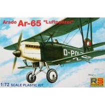 Arado Ar65 Luftpolizei