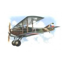 Spad VII.C1  Czechoslovak, Russian and Belgian Marking