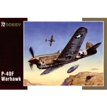 P-40F Warhawk Short tails over Africa