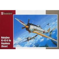 Ki-43-II Ko Hayabusa/Oscar