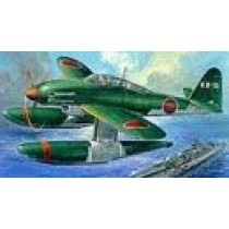 Aichi M6A1 Seiran floatplane with skid