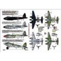 Mosquito p.I: RAAF, USSR, Czech AF, USAF
