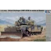 Challenger 2 MBT Brittish KFOR in Kosovo