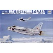 EE Lightning F.6/F.2A