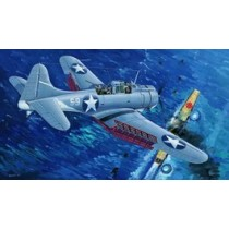 SBD-3 Dauntless Midway (Clear Edition)