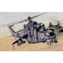 Mi-24 Hind E helicopter
