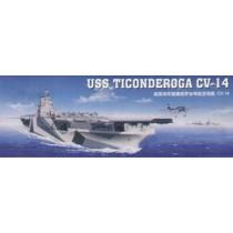 USS Ticonderoga CV-14