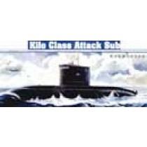 USSR Kilo class submarine