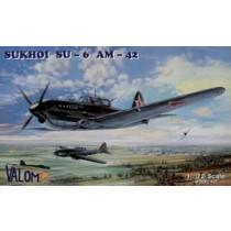 Sukhoi Su-6 AM-42