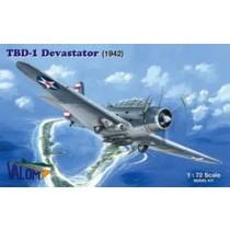TBD-1 Devastator (1942)