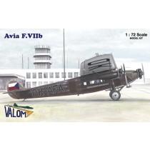 Avia F.VIIb (ČSA, ČLS)