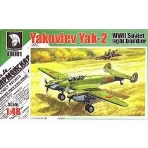 Yakolev Yak-2