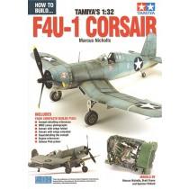 How to Build Tamiyas 1:32 F4U-1 Corsair Bird Cage