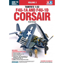 How to Build Tamiya 1:32 F4U-1A & F4U-1D Corsair
