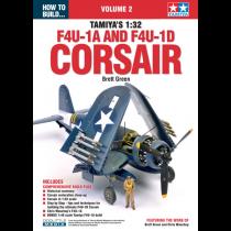 How to Build Tamiya 1:32 F4U-1A & F4U-1D Corsair