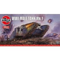 Female tank WWI (Vintage series)