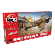 Hurricane Mk.I Tropical version NEW TOOL