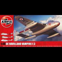 dH Vampire F.3 (FV J28B) SEPT. BOKA!