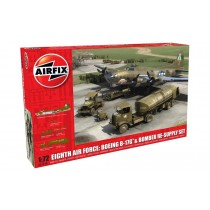B-17G Flying Fortress AND bomber re-supply Set