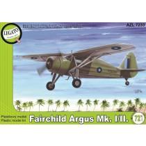 Fairchild Argus Mk.I/II (FV Tp6)