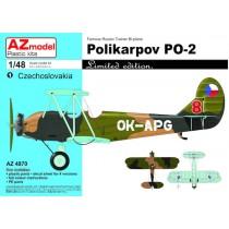 Polikarpov Po-2, Czechoslovakia, GDR, Yugoslavia, LE