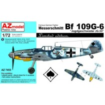 Bf109G-6 JG53 (Limited Edition)