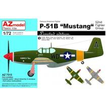 P-51B Mustang 52nd FG