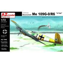 Bf109G-0 V-tail/R6