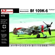 Bf109K-6 Kurfurst