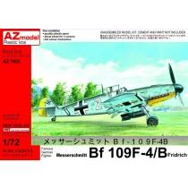 Bf109F-4/B Fridrich fighter-Bomber