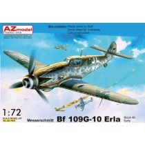 Bf109G-10 Erla, Block 49 early