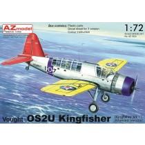 OS2U Kingfisher FAA & USN (on wheels)