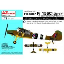 Fieseler Fi156C Storch Commander/VIP Service (ex Heller)