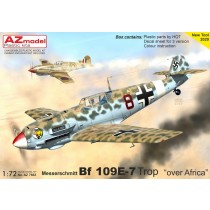 Bf109E-7 over Africa NEW TOOL