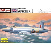 Supermarine Attacker Prototype