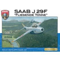 SAAB J29F Austrian Tunnan