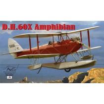 de Havilland DH-60X Amphibian