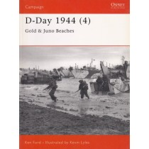D-Day 1944 (4) Gold & Juno Beaches