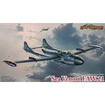 De Havilland Sea Venom FAW.21 SE INFO