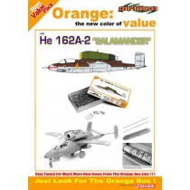 He162A-2 Salamander Orange Box Series