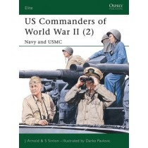 US Commanders of World War II (2): Navy & USMC Pt.2