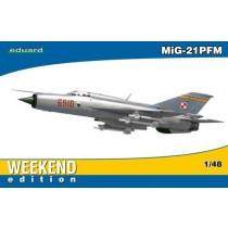MiG-21 PFM WEEKEND EDITION