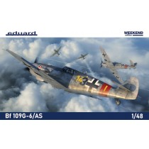 Bf109G-6/AS Weekend Edition