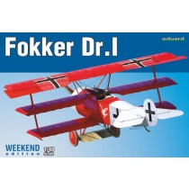 Fokker Dr.I Triplane WEEKEND EDITION